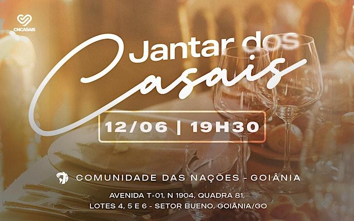 Imagem do evento JANTAR DOS CASAIS
