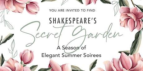 Shakespeare's Secret Garden Hosted by Camacho Garage tickets
