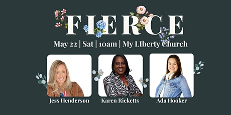 FIERCE Women's Conference 2021 tickets