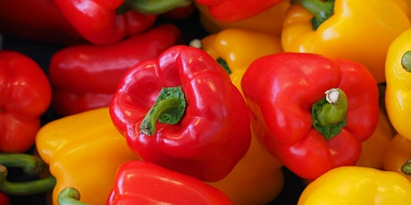 Summer Vegetable Series: Peppers tickets