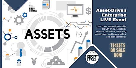 The Asset-Driven Enterprise LIVE Event with Daniel Priestley entradas