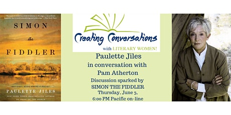 Creating Conversations with Literary Women Welcomes Paulette Jiles tickets