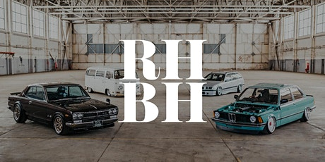 RollHard x Bicester Heritage 2021 tickets