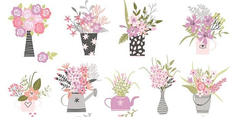 Summer Social: Flower Arranging Workshop tickets