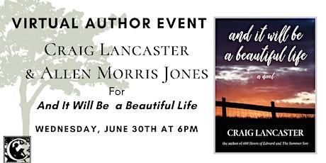 Country Bookshelf Presents: Craig Lancaster & Allen Morris Jones tickets