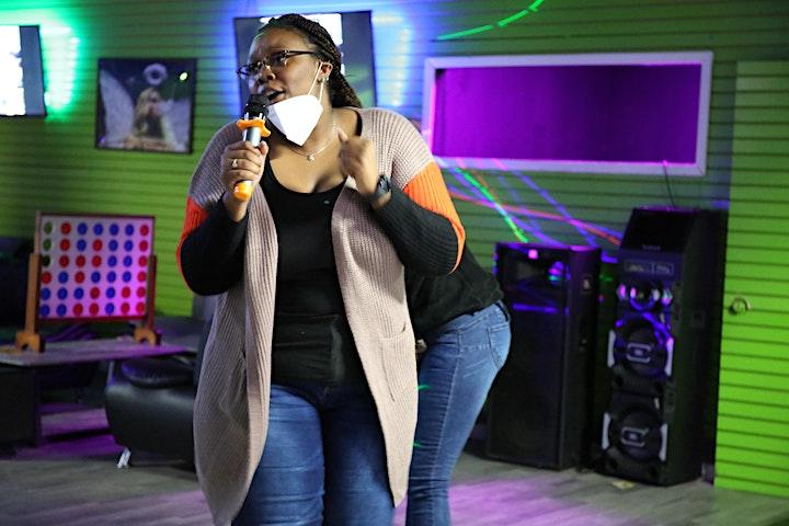 Karaoke Night ( Trap Karaoke vs 90's RnB) image