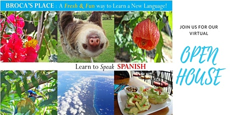 OPEN HOUSE and FREE SPANISH CLASS entradas