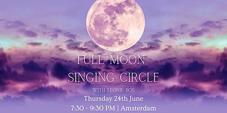 Full Moon Singing Circle tickets