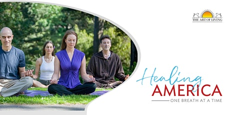 Healing Breath - An Introduction to SKY Breath Meditation tickets