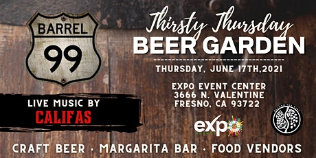 Thirsty Thursday at Barrel 99 tickets