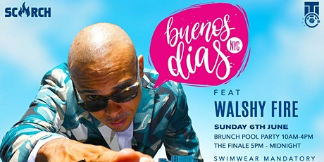 BUENOS  DIAS  |  THE FINALE  POOL PARTY |  6PM - MIDNIGHT tickets