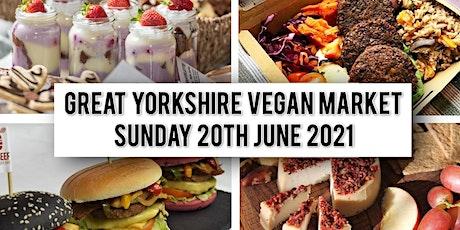Great Yorkshire Vegan Market billets