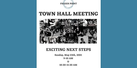 ONLINE TOWN HALL MEETING-EXCITING NEXT STEPS tickets