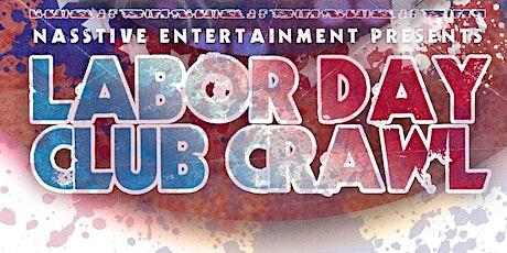 SAN DIEGO LABOR DAY WEEKEND CLUB CRAWL tickets