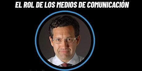 CLUB DE LA LIBERTAD - CONFERENCIA CEFERINO REATO - EL ROL DE LOS MEDIOS entradas