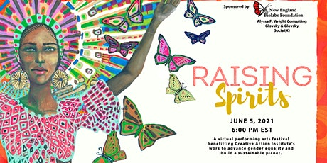 Raising Spirits - Support gender equality & protecting the planet! tickets