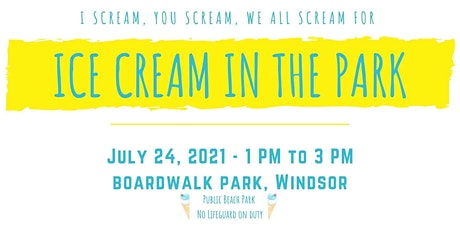 Ice Cream In The Park tickets