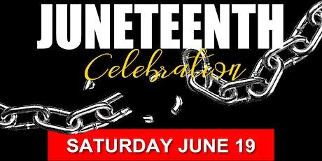 InHER Piece Juneteenth Celebration tickets
