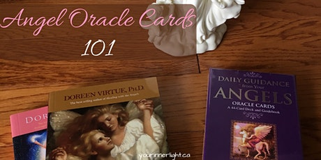 Angel Oracle Cards 101 tickets