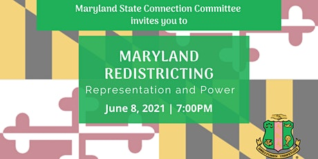 Redistricting: Representation and Power tickets