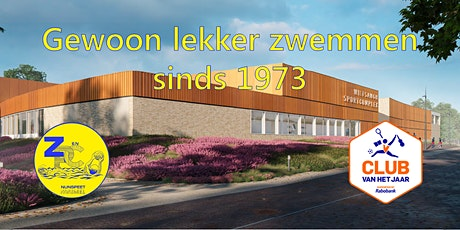 Vrijdag19.00-20.00 Zwem- en Waterpolotraining B en CG1 en CG2 Jeugd tickets