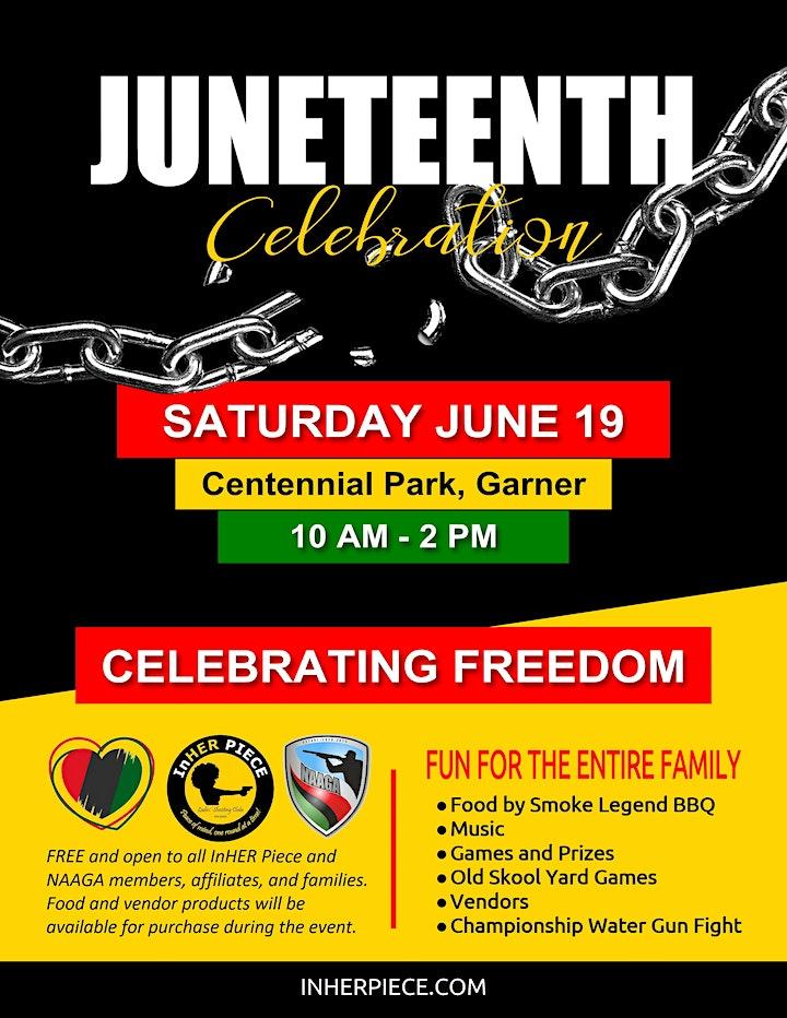 InHER Piece Juneteenth Celebration image