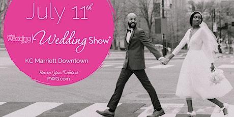 PWG Wedding Show | July 11, 2021 | KC Marriott Downtown tickets