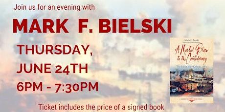 An Evening with Mark F. Bielski tickets