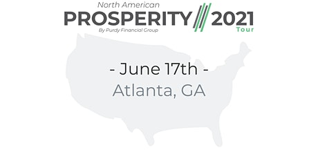 Atlanta, GA | North American Prosperity Tour 2021 tickets