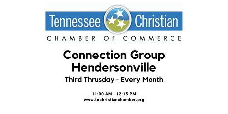 Christian Connection Group - Hendersonville tickets