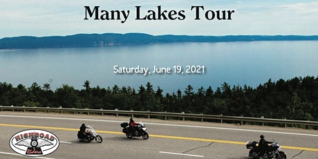 Many Lakes Tour tickets