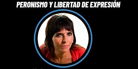 CLUB DE LA LIBERTAD - SILVIA MERCADO - PERONISMO Y LIBERTAD DE EXPRESION entradas