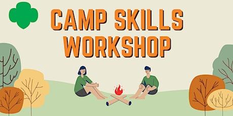 Camp Skill Building Workshop tickets