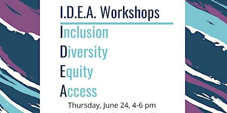 Arts Outreach I.D.E.A. Workshop 2: Understanding Racism tickets