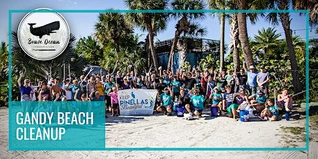 Brave Ocean Gandy Cleanup tickets
