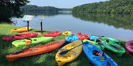 The Shoals Community Paddle tickets