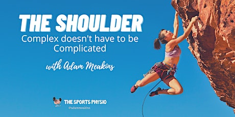 The Shoulder: Complex doesn't have to be Complicated (NEWCASTLE) tickets