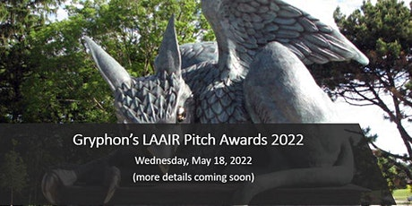 Gryphon's LAAIR 2022 Pitch Competition Finale tickets