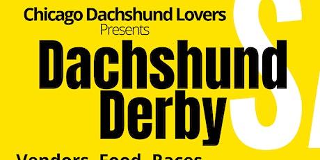 Chicago Dachshund Lovers: Dachshund Derby tickets