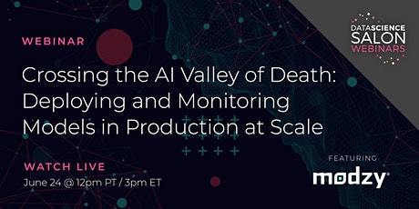 Crossing the AI Valley of Death:Deploying & Monitoring Models in Production tickets