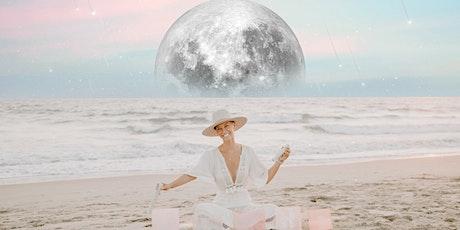 IN PERSON Aquarius Full Moon Sunset Sound Bath on Venice Beach tickets