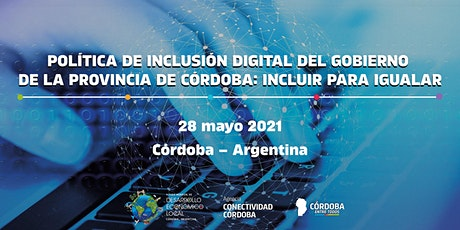 Política de Inclusión Digital de la Prov. de Córdoba: incluir para igualar boletos