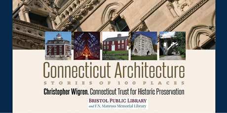Stories of Connecticut Architecture tickets