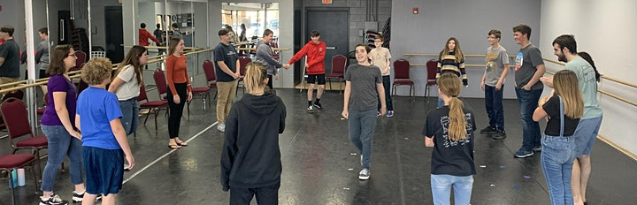 Youth and Teen Improv Comedy Summer Camp image