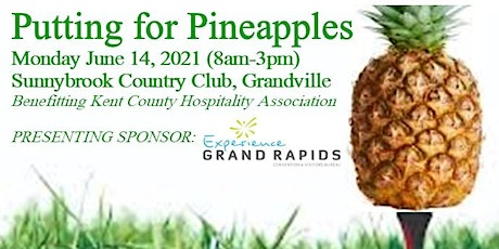 2021 KCHA Putting for Pineapples tickets