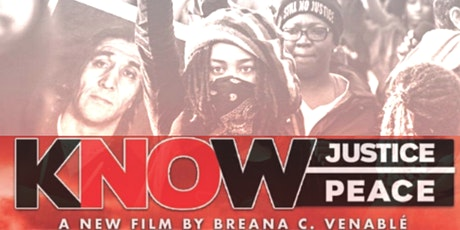 Red-carpet Premiere: Know Justice Know Peace Microshort Film tickets