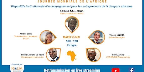 Quels soutiens institutionnels pour les entrepreneurs de la diaspora ? tickets