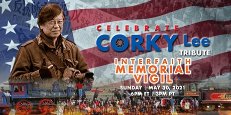 Celebrate Corky Lee Tribute Interfaith Memorial Vigil tickets
