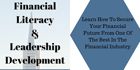 Financial Literacy and Leadership Development tickets