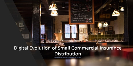 Digital Evolution and Small Commercial Insurance Distribution tickets